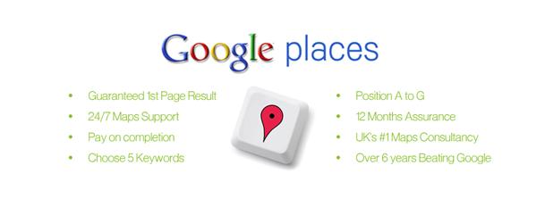 about google places seo optimization google maps